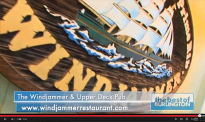 Best of Burlington Windjammer Video